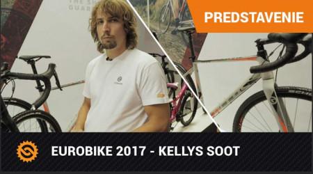 Video: Gravel bicykle Kellys SOOT - novinka v kolekcii 2018