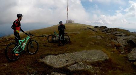 Video: Kráľova hoľa - vyskúšajte legendárny kopec na biku