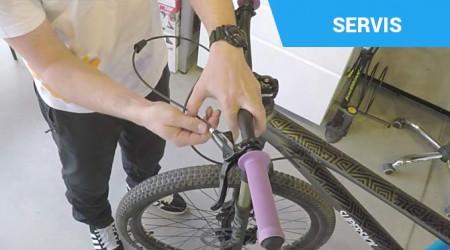 Video: Ako skrátiť brzdovú hadicu