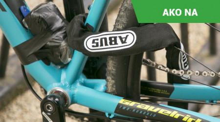 Video: Ako zamykať bicykel?