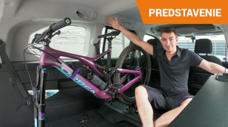 Video: Auto pre bikera - Peugeot Rifter