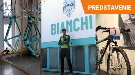 Video: Prehliadka továrne Bianchi - ako vyzerá sídlo legendárnej značky