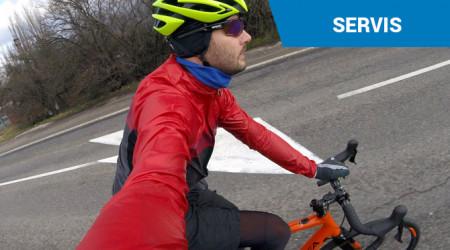 Video: Cestný bicykel a jeho údržba v nepriaznivých podmienkach