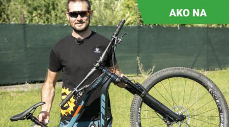 Video: Čo skontrolovať na bicykli po páde
