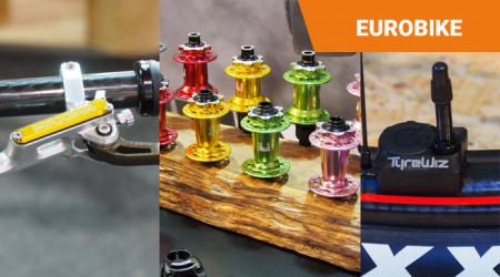 Video: Eurobike 2019 - zaujímavosti zo sveta MTB - 2. časť