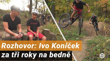 Video: Ivo Koníček - za tři roky na bedně
