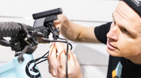 Video: Jednoduchá kontrola elektrobicykla pred sezónou
