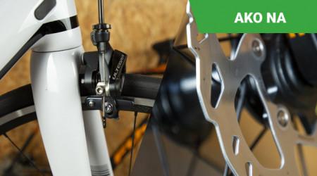 Video: Kotúče alebo klasika - aké brzdy zvoliť na cestnom bicykli?