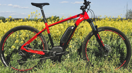 Video: MTB ebike do mesta?
