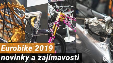Video: Eurobike 2019 - novinky a zajímavosti