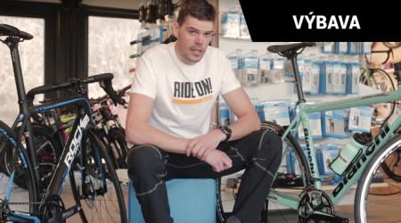 Video: Vhodné prevody na cestnom bicykli - základ spokojnej jazdy