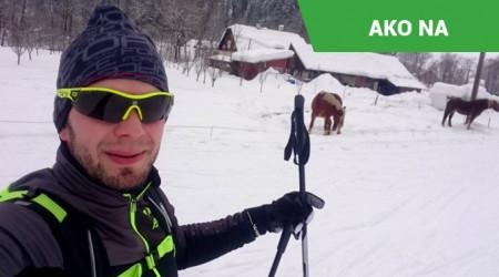 Video: Skúste v zime aj iné aktivity, napr. bežky