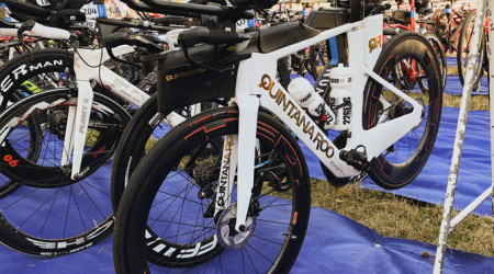 Video: Najrýchlejšie bicykle - Slovakman Triathlon 2020