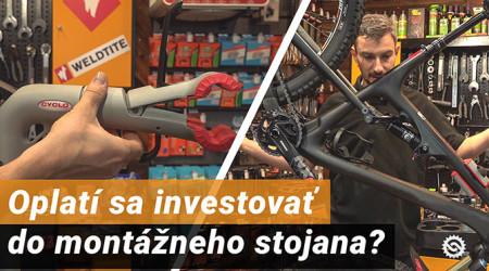 Video: Oplatí sa investovať do montážneho stojana?