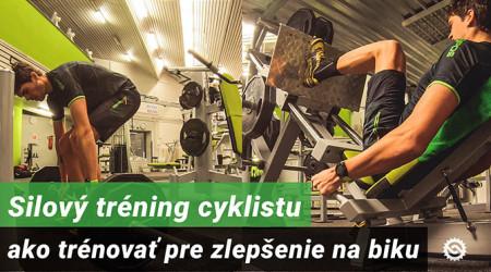 Video: Silový tréning cyklistu - ako trénovať pre zlepšenie na biku