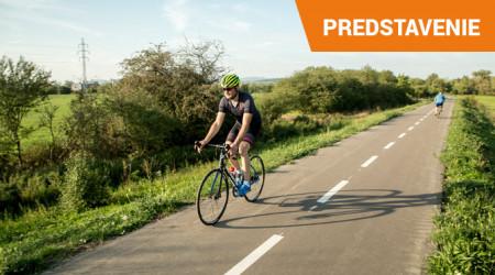 Video: Vážska cyklomagistrála - prvé kilometre hotové