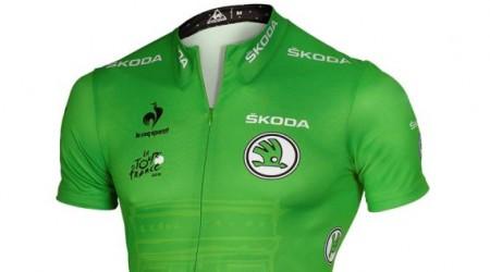 ŠKODA je novým oficiálnym partnerom zeleného dresu na Tour de France a Vuelte