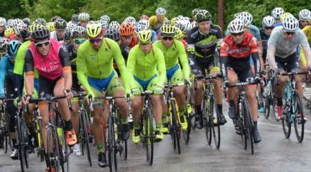 Fotoreport: Ako som bol pozrieť - Spoločné Majstrovstvá Slovenskej a Českej republiky v cestnej cyklistike 2015