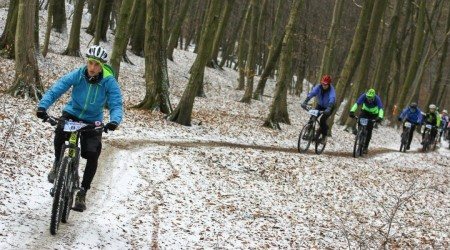 Pozvánka: Stupava Winter trophy MTB & RUN 2017