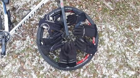 Bikovanie v zime: 5. časť - Rukavice - hlavne si dobre vybrať