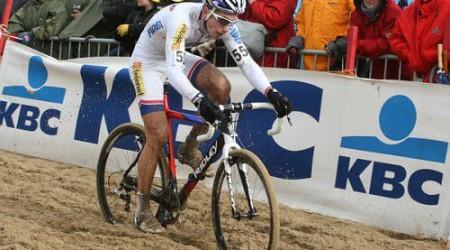 Gavenda víťazom prvého kola cyklokrosového pohára