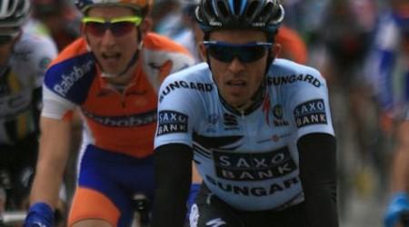 Contador po triumfe v 3. etape na čele Okolo Katalánska