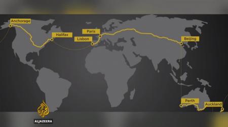 Video: Cesta okolo sveta za 80 dní - na bicykli!