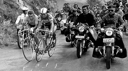Historický seriál o najväčších osobnostiach cestnej cyklistiky – Jacques Anquetil