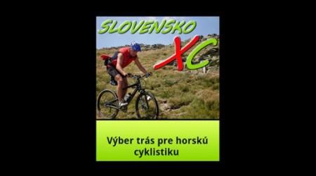 Aplikácia pre nadšencov horskej cyklistiky
