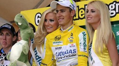Saganovi sa prvé víťazstvo na WorldTour vryje do pamäti