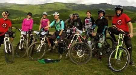 Zážitky a dojmy z Ladies Bike Campu v Kálnici