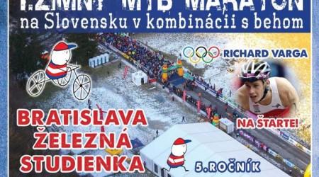 Parkovanie a program na 1. Zimnom MTB maratóne