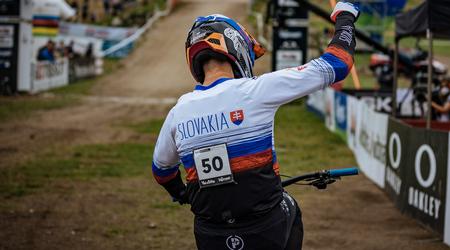 Rasťo Baránek – výborné 19. miesto na Majstrovstvách sveta vo Val di Sole
