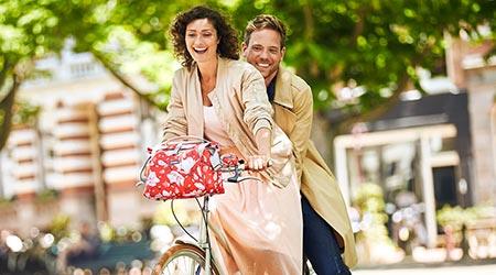 Tašky na bicykel BASIL - aby dochádzanie do práce bolo komfortné