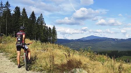 Tip na výlet: Beskydy - miesto stvorené pre bicykel