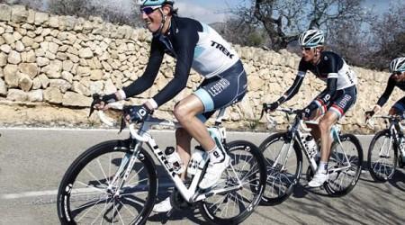 V cieli pietnej 4. etapy Gira ako prvý tím Leopard-Trek