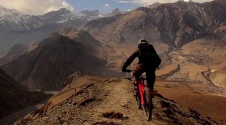 Hľadanie cyklistickej nirvány v Nepále