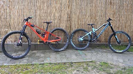 Rozdiel medzi DH a enduro – stačí na obe disciplíny jeden bike?