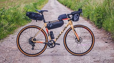 Test: Cyklobrašne Kellys – nielen na bikepacking