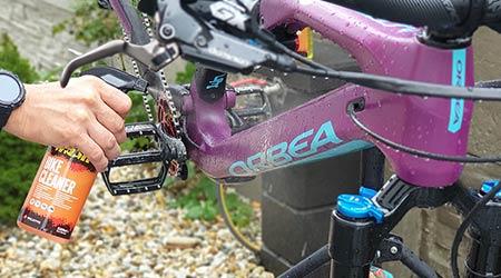 Ako si poradiť so zablateným bicyklom a nenarobiť sa pri tom