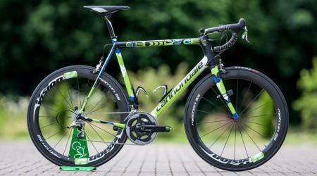 Pozrite sa na akých bicykloch sa jazdí Tour de France 2014