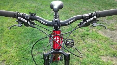 Biky fóristov: Dartmoor Hornet 2011