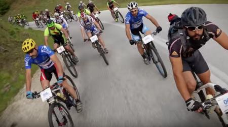 Bike Odyssey - 8-dňový cross country pretek v gréckom pohorí Pindos