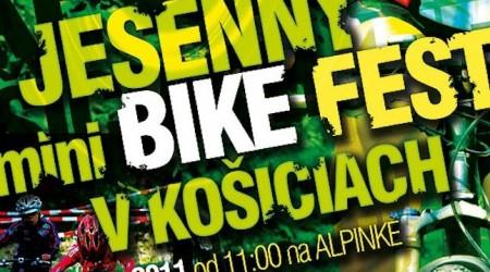 Jesenný mini Bike Fest Košice