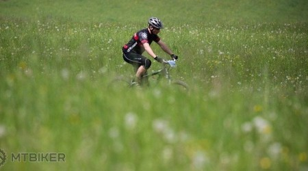 Výhercovia štartovného na Bike fest XC race Malinô Brdo