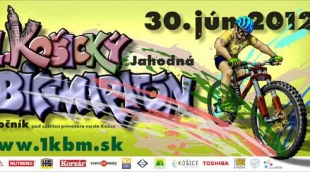 Prvý (teda deviaty) Košický Maratón 2012
