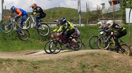 MTB na BMX trati: 1. a 2. kolo Slovenského pohára