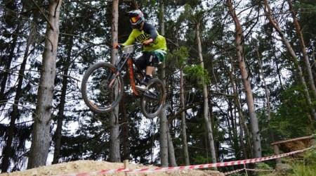 Downhill race Banská Štiavnica 2016