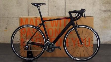 Canyon: Zloženie nového cestného bicyklu po jeho obdržaní
