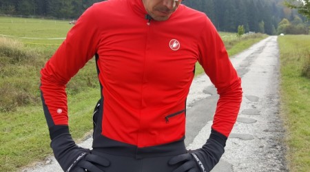 Test: Castelli Alpha – pravá zimná bunda so zaujímavou konštrukciou